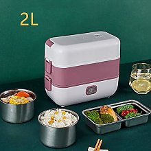Nobuddy Electric Lunch Box,Portable Food Heater