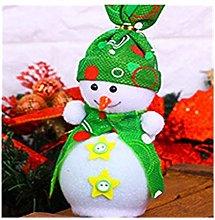 NOCEVCX Lovely Christmas Doll Ornament Snowman