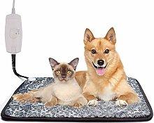 NOCEVCX Pet Heating Pad, Pet Warming Mat Heating