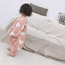 nohbi Super Soft and Warm Swaddle,Increase the