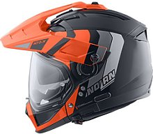 Nolan N70-2 X Dekurio N-Com Enduro Helmet L