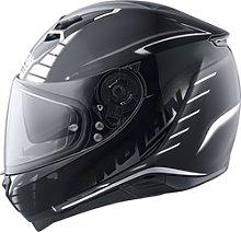 Nolan N87 Aulicus n-com Full-Face Helmet gray L