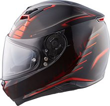 Nolan N87 Aulicus n-com Full-Face Helmet red S