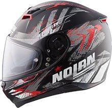 Nolan N87 Carnival n-com Full-Face Helmet gray L