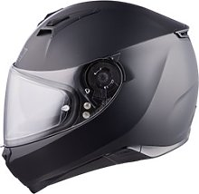 Nolan N87 Classic n-com Full-Face Helmet black S