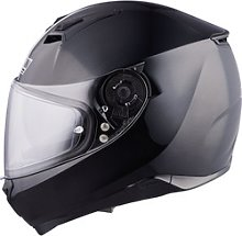 Nolan N87 Special Plus n-com Full-Face Helmet gray