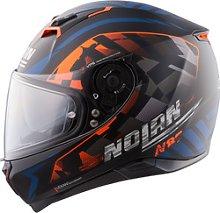 Nolan N87 Venator n-com Full-Face Helmet blue S