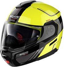 Nolan N90-3 Voyager Flip-Up Helmet yellow XL