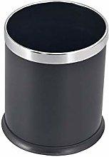 Nologo DH-HD 8L Trash Bin Circular Indoor Dustbins