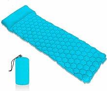 Nologo Inflatable sleeping pads camping mat