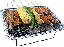 Nologo Instant Grills,Outdoor BBQ Tools Disposable