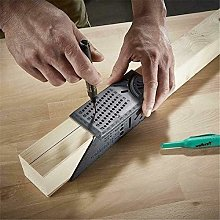 NOLOGO JSWFZ Wood Working Ruler 3D Mitre Angle