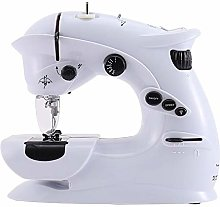 Nologo Mini Sewing Machine Home Desktop