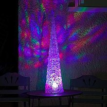 Noma 65cm Northern Lights Cone Acrylic Christmas