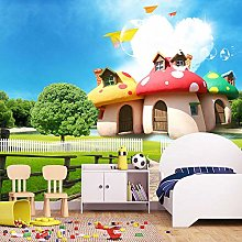 Nomte Photo Mural Wallpaper for Kids Room 3D