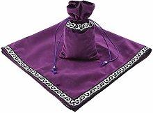 non-brand Altar Tarot Card Astrology Table Cloth