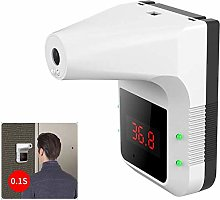 Non-Contact Infrared Thermometer, Wall-Mounted