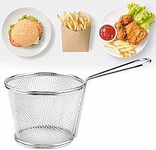 Non-Greasy Chip Basket, Fry Basket, Safe Fries