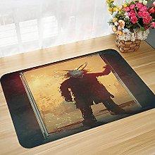 Non-slip bath mat floor mat 45 x 75 cm Fantasy Art