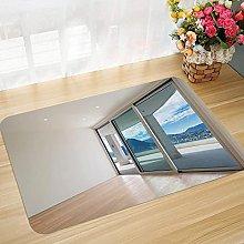 Non-slip bath mat floor mat 45 x 75 cm Modern