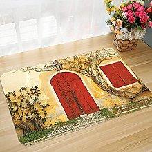 Non-slip bath mat floor mat 45 x 75 cm Shutters