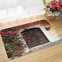 Non-slip bath mat floor mat 45 x 75 cm Wanderlust
