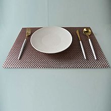 Non-slip Heat-resistant Table Mats Washable