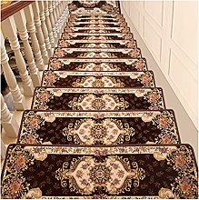 Non Slip Stair Treads Indoor Jacquard Stair Mat