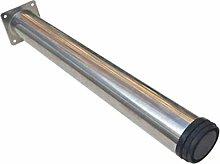 Non-slip Table Legs Adjustable Stainless Steel