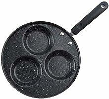 Non-Stick Egg Frying Pan 3/4 Cup Egg Cooker Pan