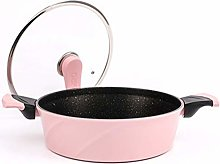 Non-Stick Stock Pot Household Induction Cooker