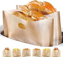 Non Stick Toaster Bags Reusable and Heat Resistant