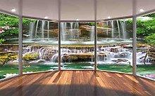 Non-Woven Photo Wallpaper 3D Effect Luxury