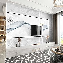 Non-Woven Photo Wallpaper 3D Effect Various Marble