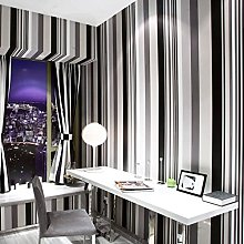 Non-Woven Striped Wallpaper, Modern Fashion