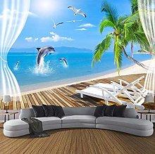 Non-Woven Wallpaper 300X210cm Elegance 3D