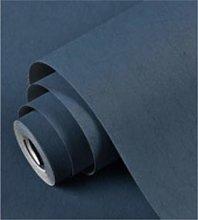 Non-Woven Wallpaper Modern Long Fiber Solid