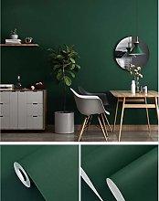 Non-Woven Wallpaper Solid Color Modern Elegance