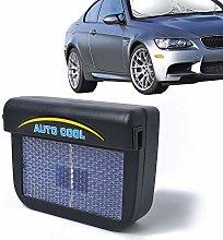 nonbrand Solar Fan Automatic Car Cooler For Solar