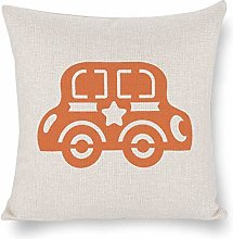 None Brand Baby Toy Car cushion cover, Babies
