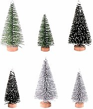 None/Brand Smilyokach 6Pcs/Sets Pine Needles