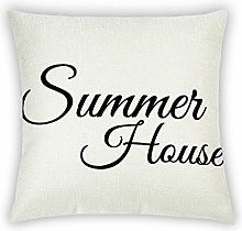 None Brand Summer House Accessory Gift Cotton