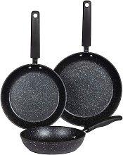 Nonstick Frypan Cookware Set, 8'' Nonstick