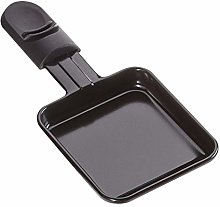 Nonstick Grill Pan, Portable Frying Pan for BBQ,