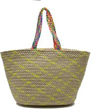 Nooki Design - Trueman Basket Yellow