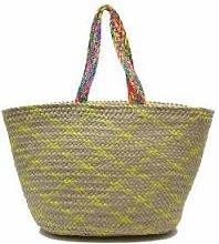 Nooki Design - Yellow Trueman Basket