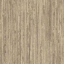 Noordwand Wallpaper Natural Grasses Wicker Brown -