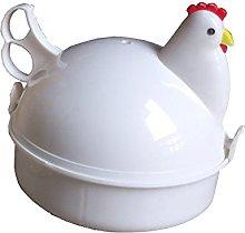 Nopea Chicken Shaped Egg Wilderer Plastic