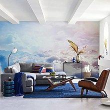 Nordic Bedroom Decoration Dream Sky Background