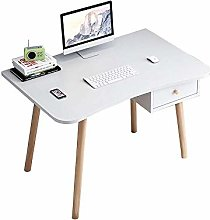 Nordic Computer Desk Office and Home Writing Solid